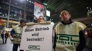 Streik Berlin