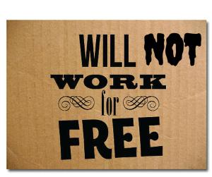 No freejob