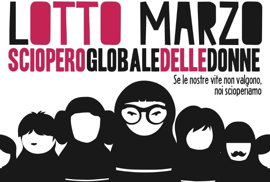 8 marzo - Sciopero globale delle donne