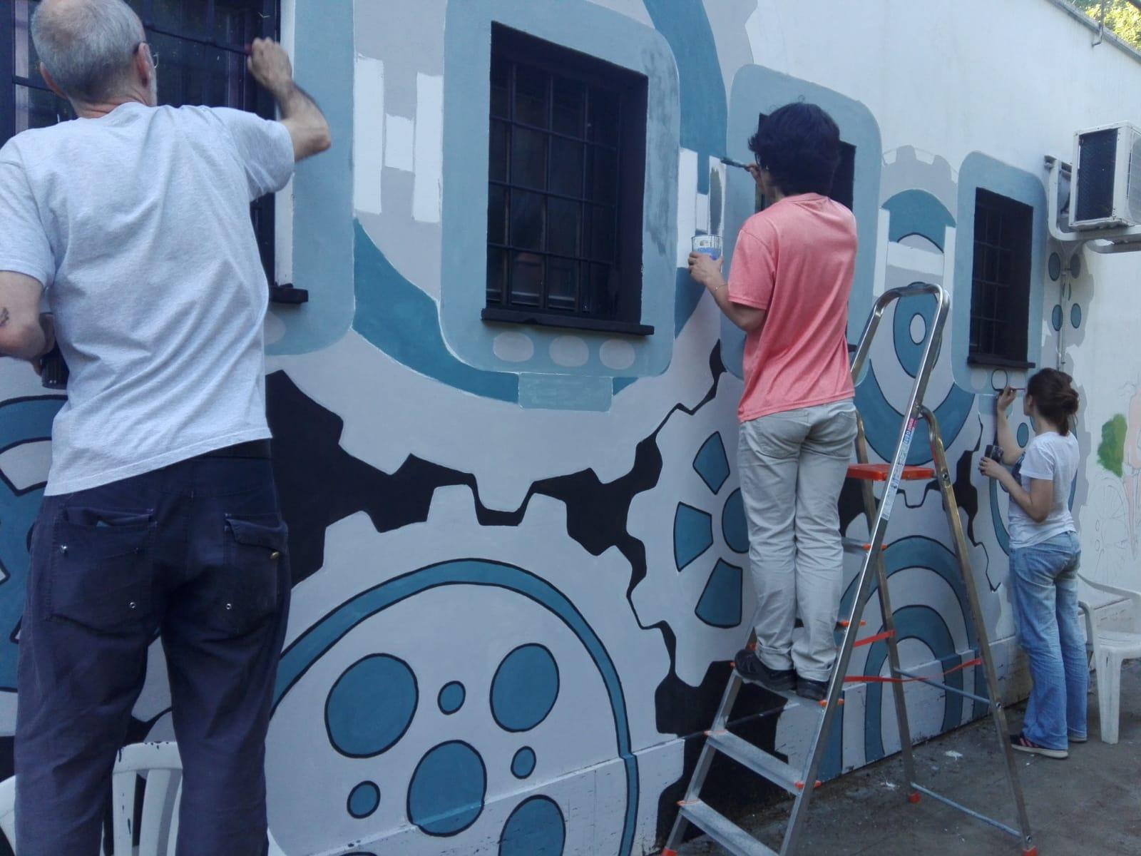 Festival CLAP - Murales